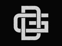 DG Monogram by Drew Gliever