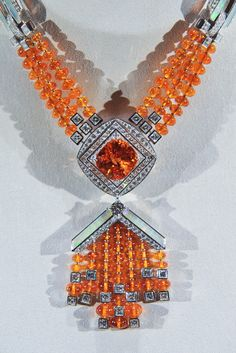Louis Vuitton Jewelry Spring 2014 [Photo by Xavier Granet]