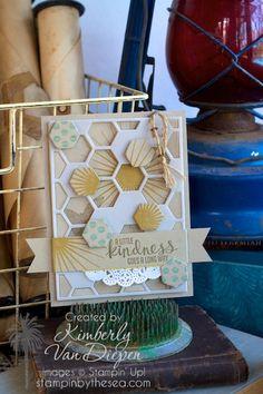 Kinda Eclectic stamp set Convention Display Stamper | Stampin' Up! :: StampinByTheSea.com