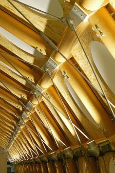 Paper Temporary Studio, Centre Pompidou, Paris | Shigeru Ban Architects