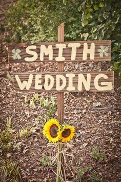 Sunflower Themed Georgia Wedding Wedding Real Weddings Photos on WeddingWire