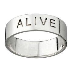 Ring i äkta silver   Sahara Silver