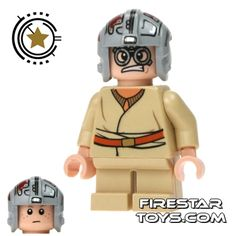 LEGO Star Wars Mini Figure - Anakin Skywalker - Short Legs (firestartoys, 2013)