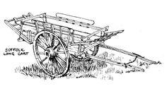 Farm Wagons and Carts