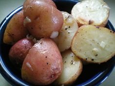 caramelized onions and truffle oil recipe roasted new potatoes with ...