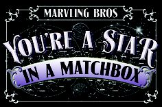 You're A Star - A perfect matchbox for the star in your life.