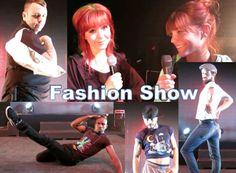 Lindsey Stirling Fashion show