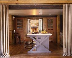 mountain kitchen by mcalpine tankersley
