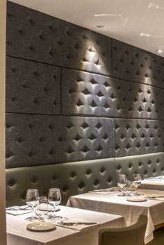 Diseño de interiores por Batua Interiores Creativos para el Restaurante Cullera de Boix en Barcelona. www.batua.es Fotografía; Mercè Gost Photo