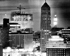 A Minneapolis landmark for over 40 years. Feeling Minnesota, Minnesota Historical Society, Minneapolis Minnesota, Twin Cities, Under Construction, Empire State Building, Great Places, Executive Suites, Tower