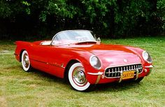 1955 Chevrolet Corvette convertible