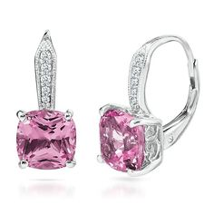 5ed7c3cb6 Helzberg Diamonds: Engagement Rings - Diamond Jewelry. Pink Sapphire  EarringsDiamond Hoop ...