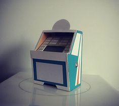 Mountain's Bartop Jukebox - Kits now available!! | Carpintería ...