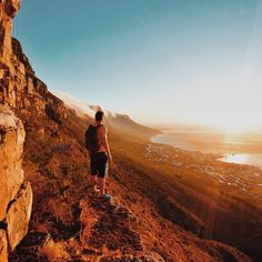 Cape Town, South Africa by IG user @craighowes Visit South Africa, Before I Sleep, Miles To Go, Cape Town, Grand Canyon, Wanderlust, Travel, Beautiful, Instagram