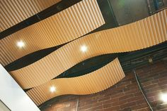 perforated ply ceiling - Google Search