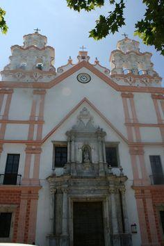 Iglesia del Carmen, Cádiz.