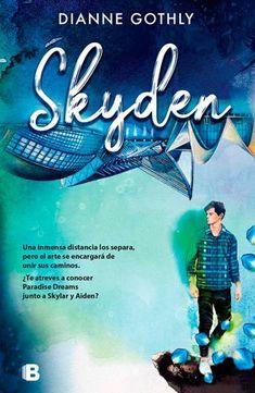 Te presentamos Skyden, la Opera Prima de la joven escritora Diane Gothly (Diana Sierra)