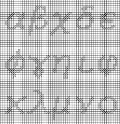 Darling Make Alphabet Friendship Bracelets Ideas. Wonderful Make Alphabet Friendship Bracelets Ideas. Embroidery Alphabet, Embroidery Shop, Cross Stitch Alphabet, Embroidery Patterns Free, Learn Embroidery, Cross Stitch Embroidery, Cross Stitch Patterns, Embroidery Thread, Embroidery Floss Bracelets