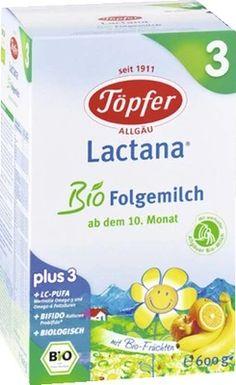 Lactana Bio 3 powder 600 g probiotic, organic