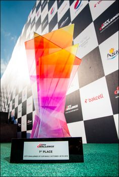 The CC Baku Cup, for the best driver/ Team!
