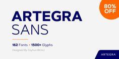 Artegra Sans - Webfont & Desktop font « MyFonts