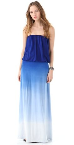 Stylmee - Young Fabulous & Broke Ombre Sydney Dress $160  #fashiongame #fashion