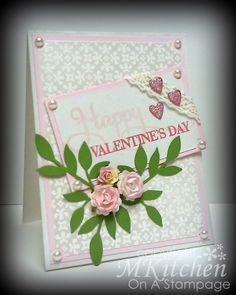On A Stampage...: Valentine