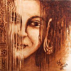 "Saatchi Art Artist Sudakshina Ghosh; Painting, ""natural beauty"" #art"