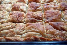 Greek Desserts, Greek Recipes, Filo Recipe, Healthy Cooking, Cooking Recipes, Greek Pastries, Greek Cooking, Greek Dishes, Savoury Baking