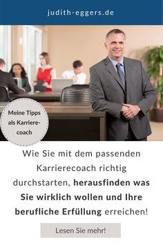 Mit mehr Selbstbewusstsein ans Bewerbungen schreiben, Vorstellungsgespräche und in den neuen Job? Im Karrierecoaching geht es um Sie und Ihre Ziele und Wünsche. Egal ob es eine berufliche Neuorientierung ist, eine berufliche Veränderung oder endlich den Traumjob zu finden oder herauszufinden was wirklich Ihre Stärken sind. Ich begleite meine Coachees durch diesen Prozess auf Ihrem Weg zum persönlichen Erfolg. Lesen Sie mehr zu meiner Erfolgsgeschichte! Coaching, Business Coach, Neuer Job, Application Writing, Training, Don't Care, Reading, Career Counseling, Success Story