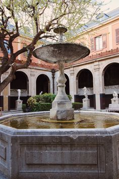 L'école des beaux arts courtyard- processed with VSCO with preset Beaux Arts Paris, Messy Nessy Chic, Mulberry Tree, Canvas Art, Canvas Prints, Moving To Paris, France, Parisian, Fountain