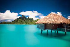 Four Seasons Resort Bora Bora in Tahiti