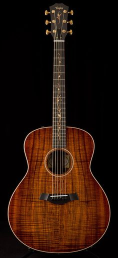 TAYLOR K28e First Edition Koa Grand Orchestra in Shaded Edge Burst | Guitar Center