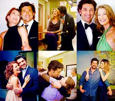 greys anatomy <3 if only there was a relationship like the one they have on greys anatomy