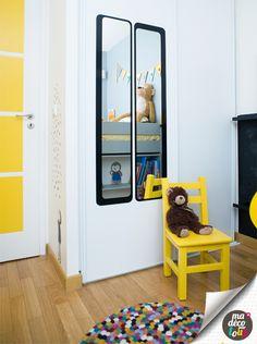 Chambre d'enfant à Paris par Delphine Guyart Ma Deco pour tous