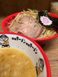 Stamina Tsukemen. スタミナつけ麺