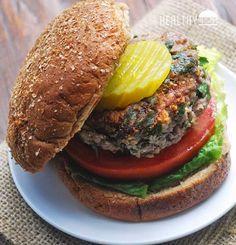 Best Bison Burger Recipe