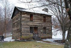 Jonesborough, TN : Christopher Taylor house