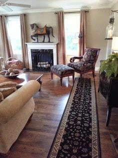 Living room at Bridle Barn and Gardens