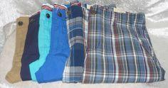 Arizona Chino Shorts cotton adjustable boys size 8H, 10H, 12H, 14H, 16H, 18H NEW #Arizona #Everyday