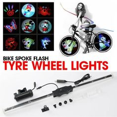 New Technology Gadgets, Tech Gadgets, Bicycle Spokes, Bike Wheel, Velo Design, Luminaire Led, Cool Gadgets To Buy, Cool Inventions, Light Sensor