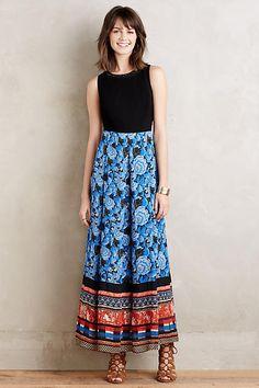 Atsu Kohima Maxi Dress