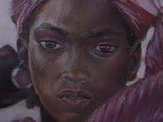 Risultati immagini per volto di donna africana