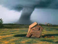 Tornado of the Spirit