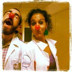 Ibtissama's very own Dr. Day'aa and Dr.Ta'aa ❤❤❤ د. ضايعة د. طقة