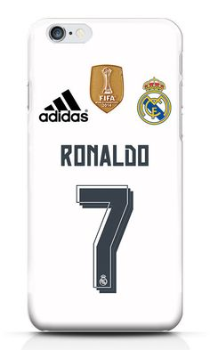 New Real madrid 2016 cristiano ronaldo 7 IPHONE 4 4S 5 5S 6 6 PLUS 3D HARD CASE in Cell Phones & Accessories, Cell Phone Accessories, Cases, Covers & Skins | eBay