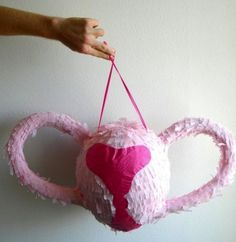 Super Period Fun Time Uterus Piñata. $140