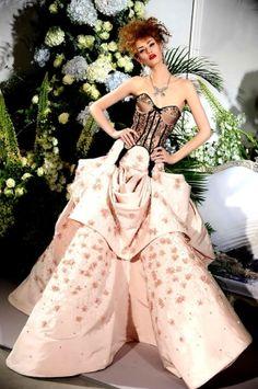 Christian Dior Haute Couture - Fall/Winter 2009 by FutureEdge
