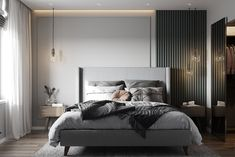 Different Types Bedroom Furniture And How To Make Your Bedroom Beautiful – Home Dcorz Master Bedroom Interior, Bedroom Bed Design, Home Room Design, Modern Home Interior Design, Modern Master Bedroom, Modern Bedroom Design, Minimalist Bedroom, Contemporary Bedroom, Home Decor Bedroom
