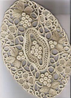Romanian Point Lace Crochet